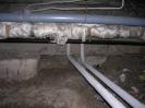 Термоизоляция трубопровода горячего водоснабжения